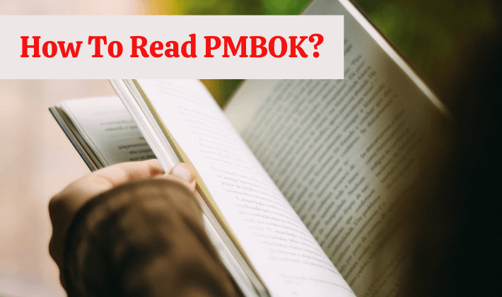 How to read pmbok