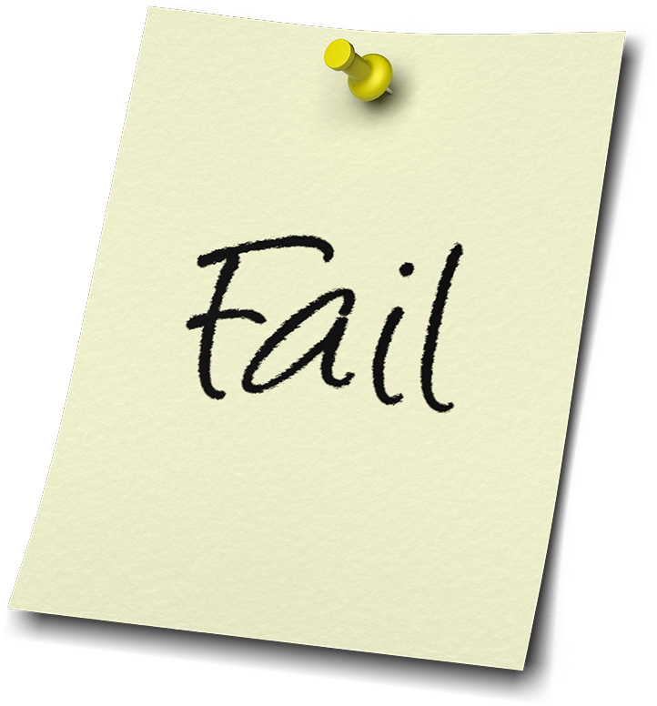 Did You Know That A Project Is Scheduled To FAIL?