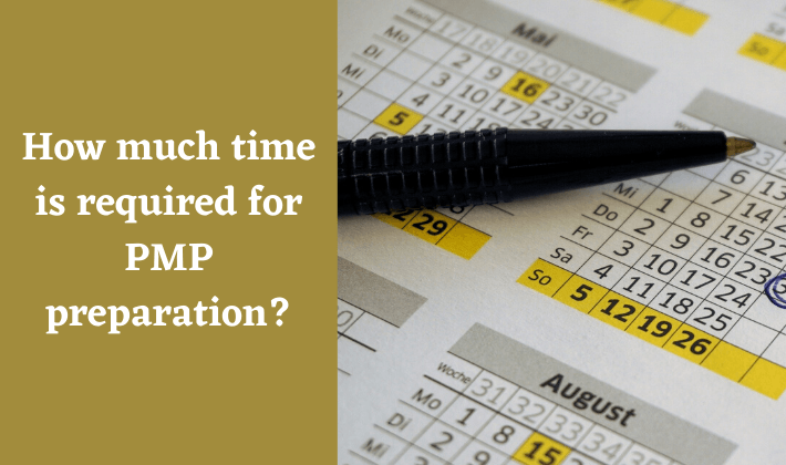 time is required for pmp preparation