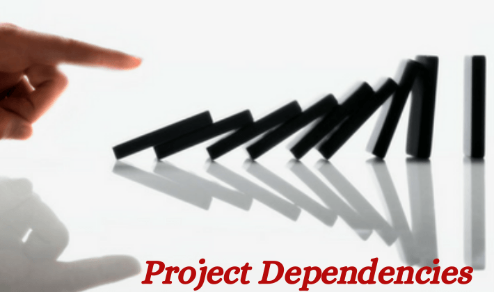 project dependencies definition examples