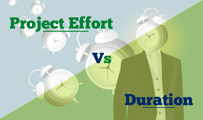 project duration and effort