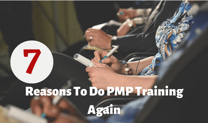 pmp training again