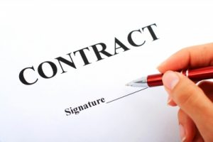 contract types for pmp