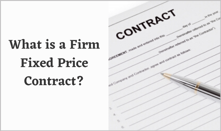 firm fixed price contract