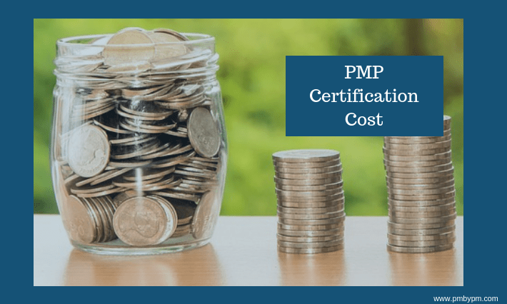 pmp certification cost and exam fee