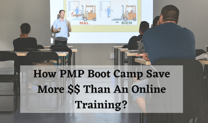 pmp bootcamp classroom training