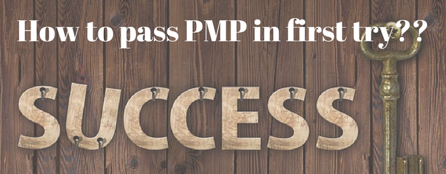 how to pass pmp In first try