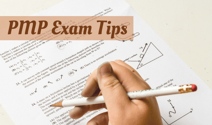 tips for pmp exam day results