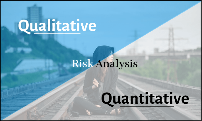 difference between qualitative and quantitative risk analysis