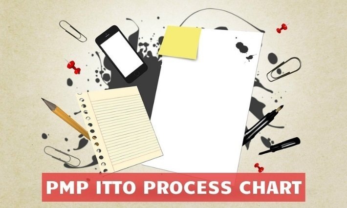 pmp ITTO process chart pdf PMBOK Guie 6th edition