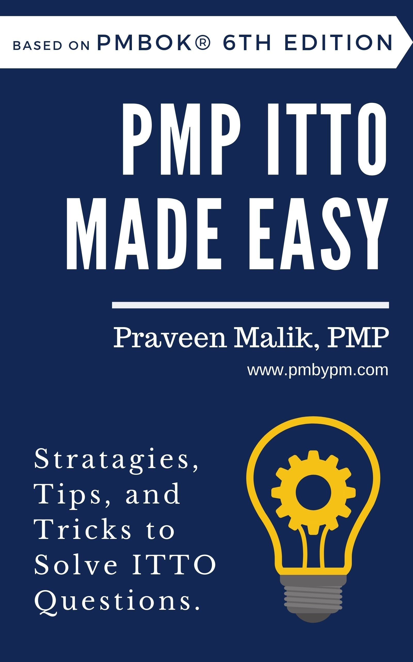PMP ITTO Concepts eBook